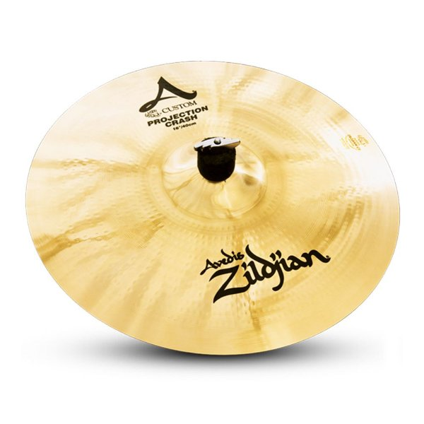 "Prato Zildjian A Custom 16"" Projection Crash"