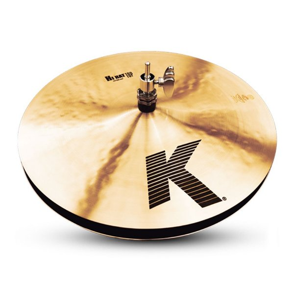 "Prato Zildjian K Series 13"" K-Z Dyno Beat Hi-Hats"