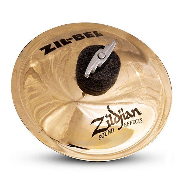 """Prato Zildjian Zil-Bell 6"""" Small"""