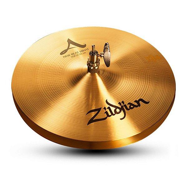 "Prato Zildjian A Series 13"" New Beat Hi-Hats"