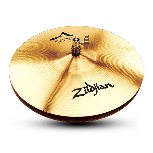 "Prato Zildjian A Series 14"" Rock Hi-Hats"