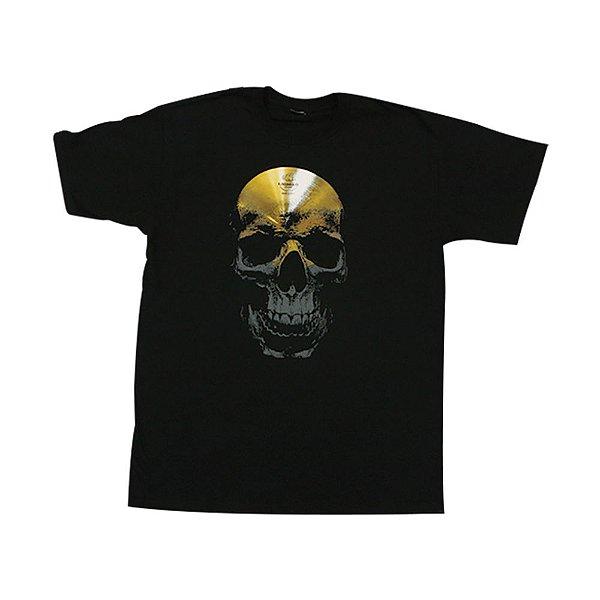 Camiseta Zildjian Skull XXX