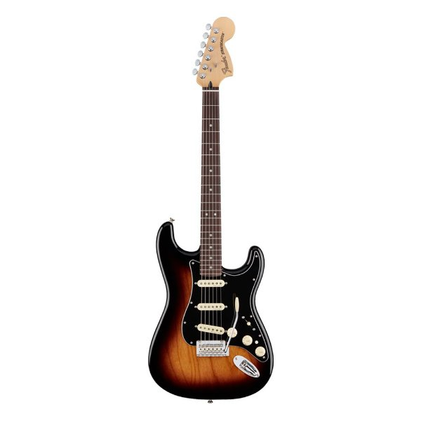 Guitarra Fender Deluxe Strat Pau Ferro 2 Color Sunburst