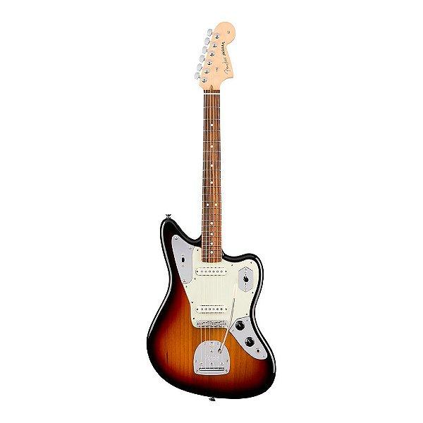 Guitarra Fender American Professional Jaguar RW 3 Color Sunburst