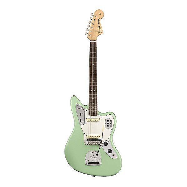 Guitarra Fender 60's American Original Jaguar RW Surf Green