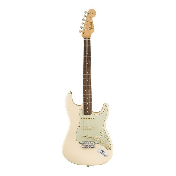 Guitarra Fender 60's American Original Stratocaster RW Olympic White