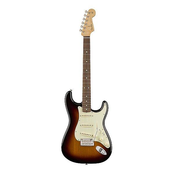 Guitarra Fender 60's Classic Player Strat Pau Ferro 3 Color Sunburst