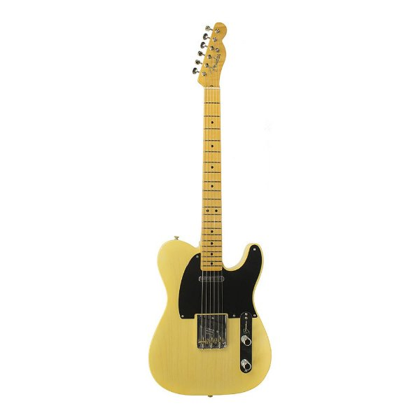 Guitarra Fender 60's Telecaster Journeyman Relic Hwcc 2018 Collection F.Nocaster Blond