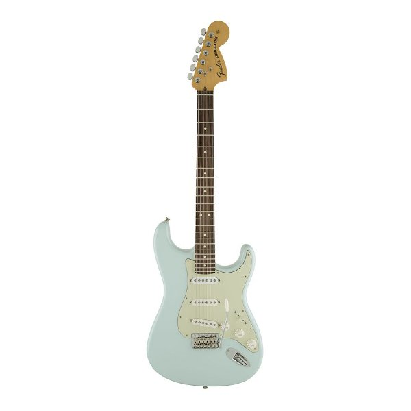 Guitarra Fender American Special Stratocaster RW Sonic Blue