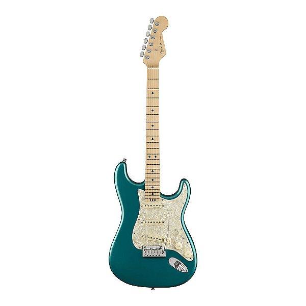 Guitarra Fender American Elite Stratocaster Maple Ocean Turquoise
