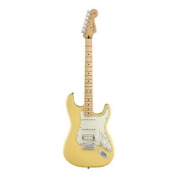 Guitarra Fender Player Stratocaster HSS MN Buttercream