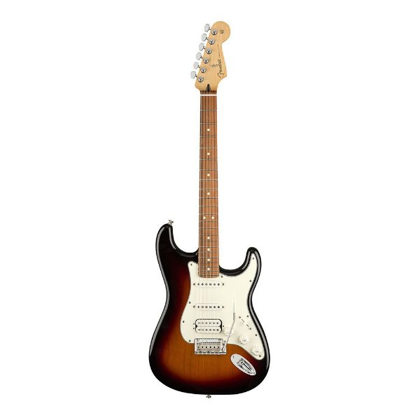 Guitarra Fender Player Stratocaster HSS PF 3 Color Sunburst