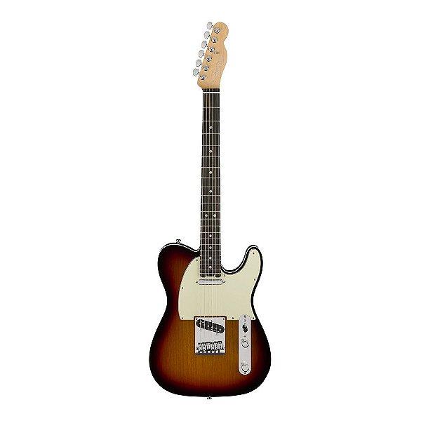 Guitarra Fender American Elite Telecaster Ebony 3 Color Sunburst