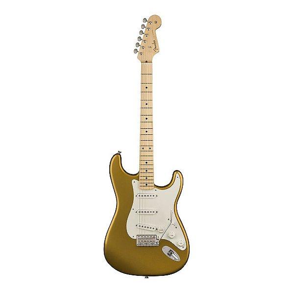 Guitarra Fender 50's American Original Stratocaster MN Aztec Gold