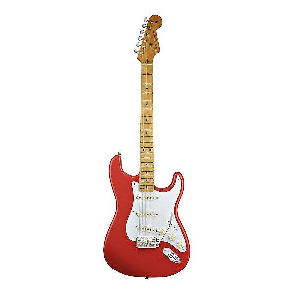 Guitarra Fender 50's Stratocaster Fiesta Red