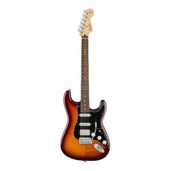 Guitarra Fender Player Stratocaster HSS Plus Top PF Tobacco Sunburst