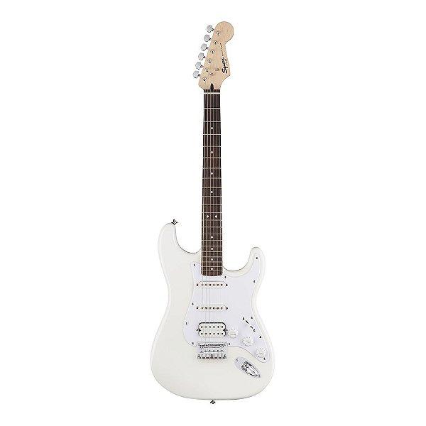Guitarra Squier Bullet Strat HT HSS LR Arctic White