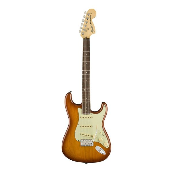 Guitarra Fender American Performer Stratocaster RW Honey Burst