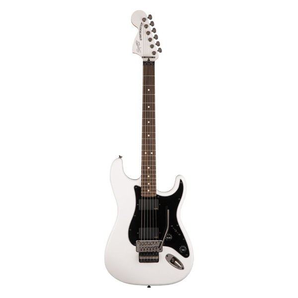 Guitarra Squier Contemporary Stratocaster Floyd Rose HH LR Olympic White