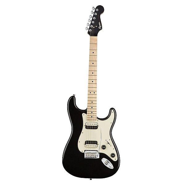 Guitarra Squier Contemporary Stratocaster HH MN Black Metallic