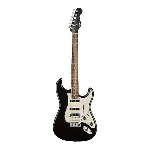Guitarra Squier Contemporary Stratocaster HSS LR Black Metallic