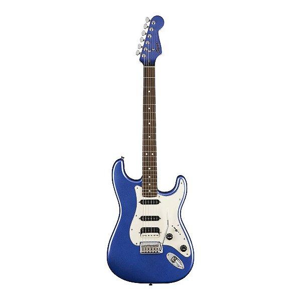 Guitarra Squier Contemporary Stratocaster HSS LR Ocean Blue Metallic