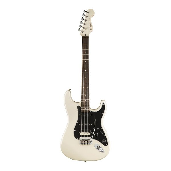 Guitarra Squier Contemporary Stratocaster HSS LR Pearl White