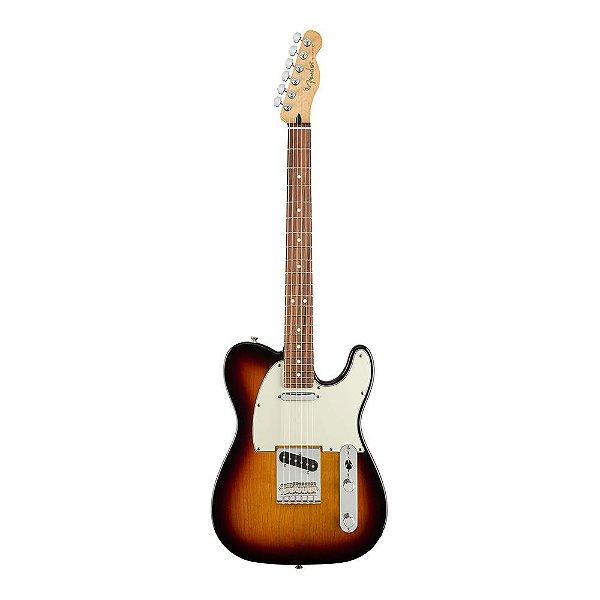 Guitarra Fender Player Telecaster PF 3 Color Sunburst