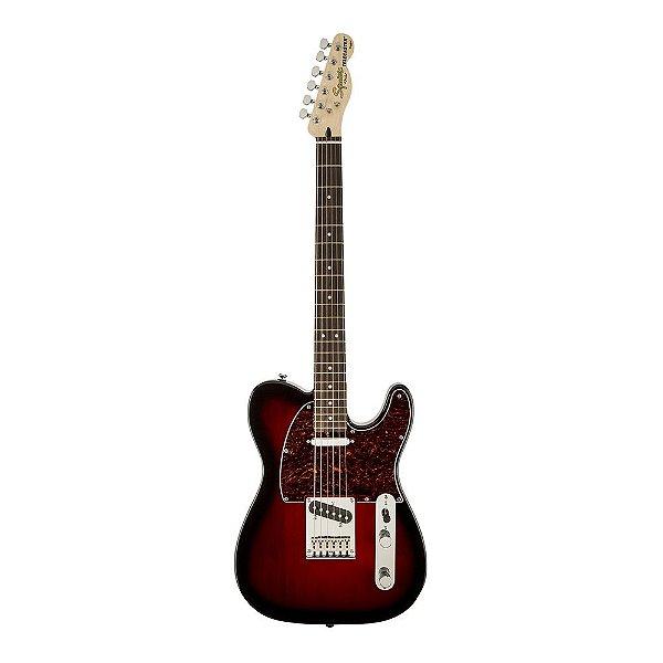 Guitarra Squier Standard Telecaster LR Antique Burst