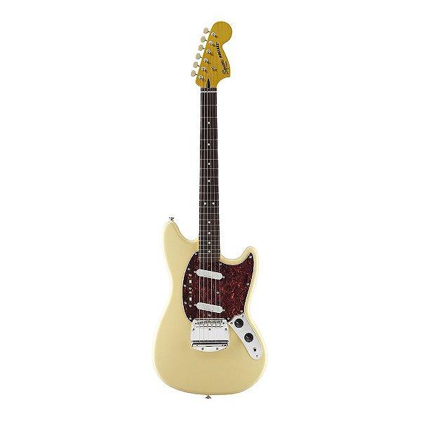 Guitarra Squier Vintage Modified Mustang LR Vintage White