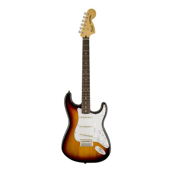 Guitarra Squier Vintage Modified Stratocaster LR 3 Color Sunburst