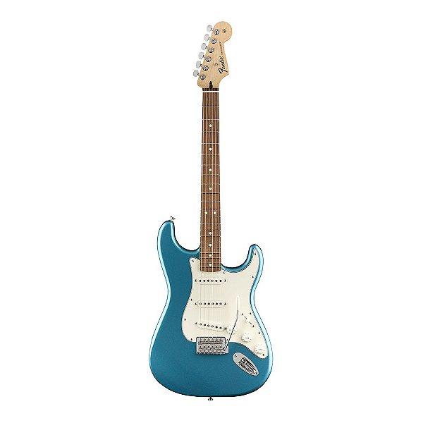 Guitarra Fender Standard Stratocaster Pau Ferro Lake Placid Blue