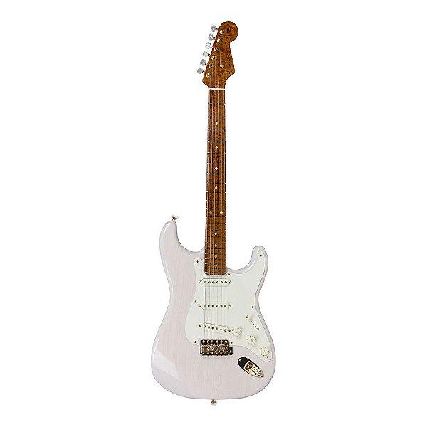Guitarra Fender Stratocaster American Custom Nos LTD Edition White Blonde