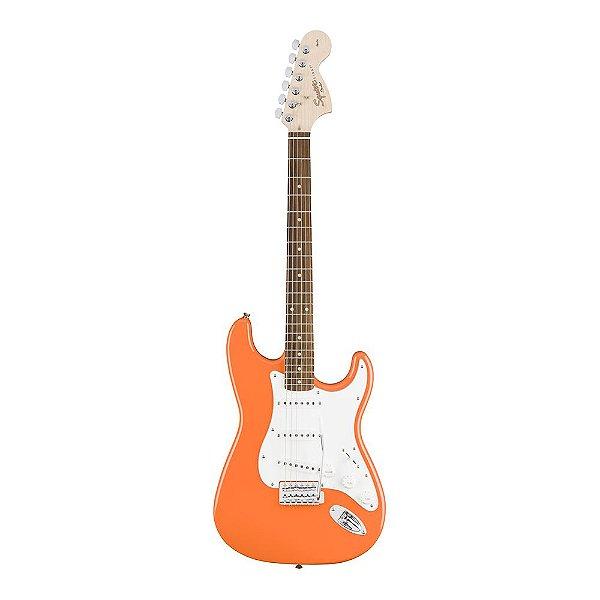 Guitarra Squier Affinity Strat LR Competition Orange