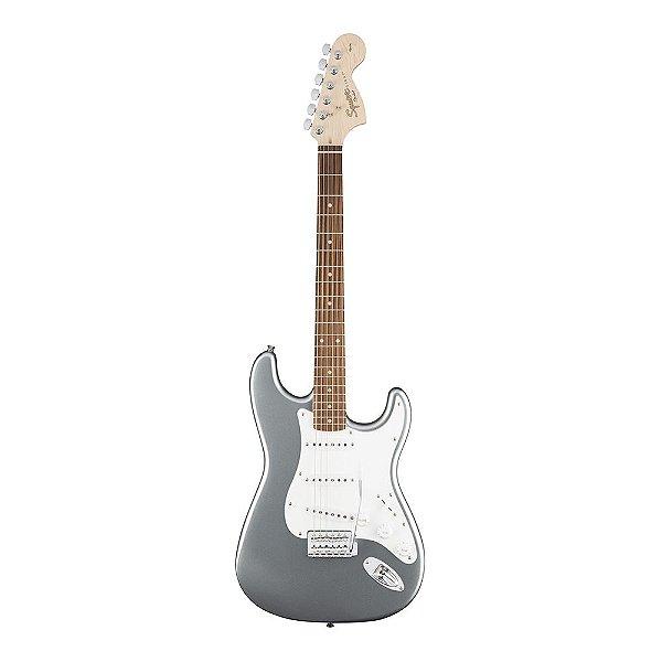 Guitarra Squier Affinity Strat LR Slick Silver