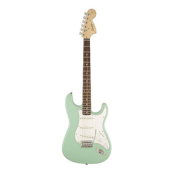 Guitarra Squier Affinity Strat LR Surf Green