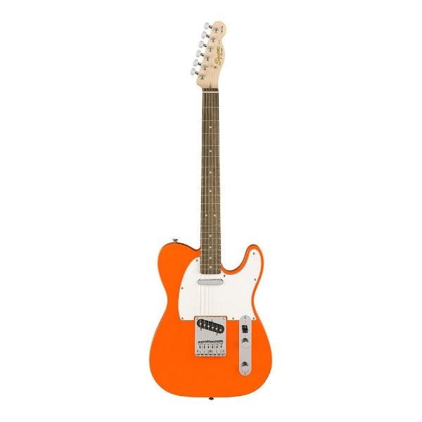Guitarra Squier Affinity Tele LR Competition Orange