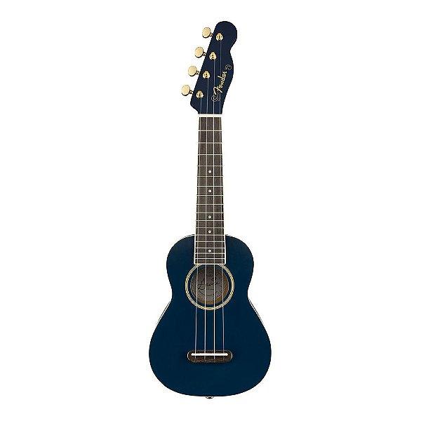 Ukulele Fender Grace Vanderwaal Soprano Moonlight Navy Blue