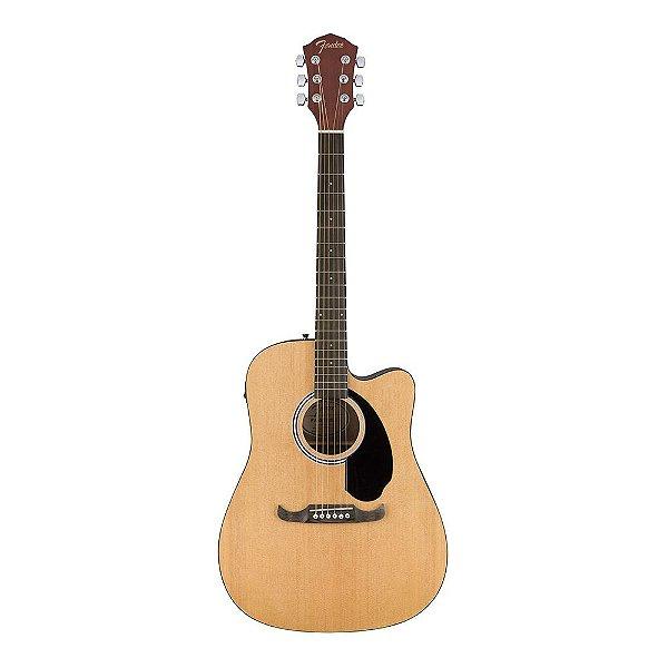 Violão Fender FA 125 CE Natural