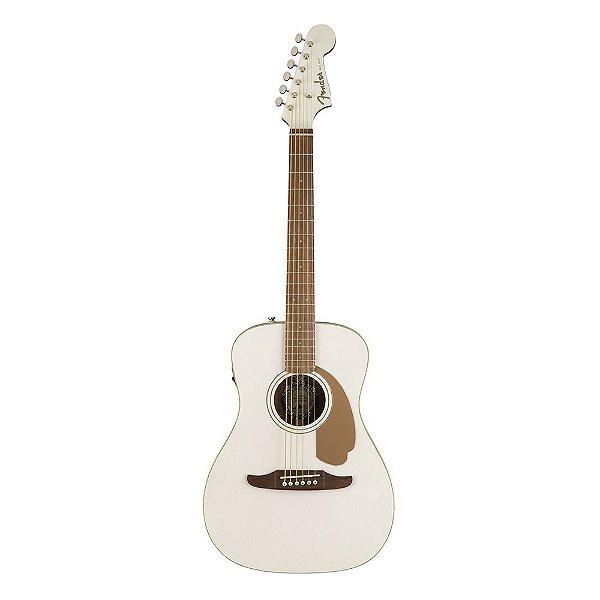 Violão Fender Malibu Player Arctic Gold