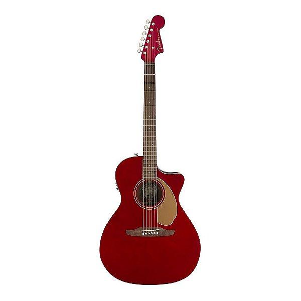 Violão Fender Newporter Player Candy Apple Red