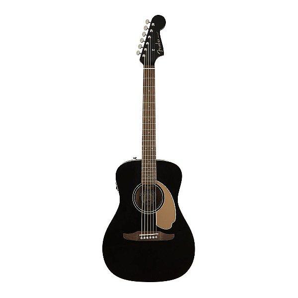 Violão Fender Malibu Player Jetty Black