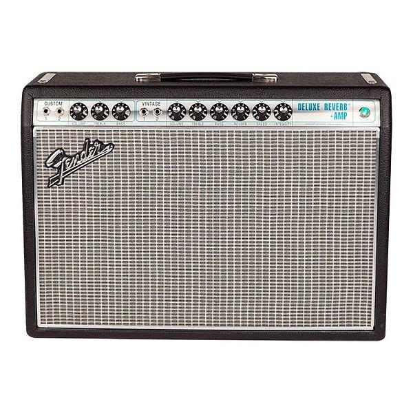 Combo Para Guitarra Fender '68 Custom Deluxe Reverb