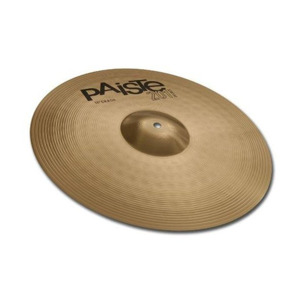 Prato Paiste 201 Crash 14""