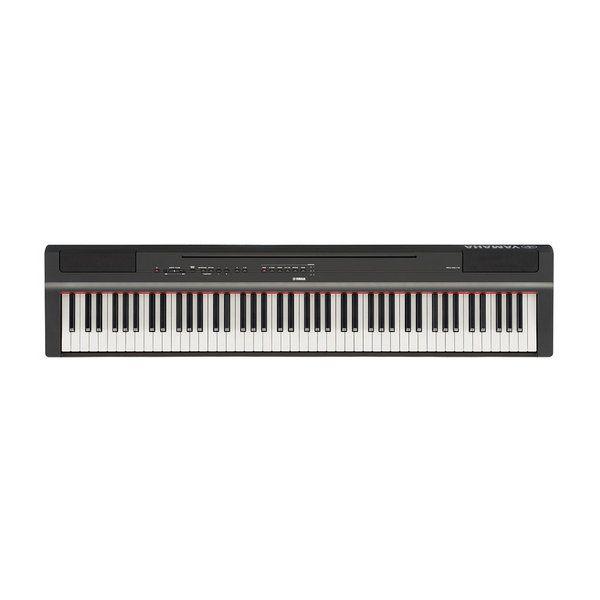Piano Digital Yamaha P 125B BRA