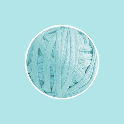 Fio de Malha Premium 23 mm - Azul Céu - 150metros - aprox. 500gr
