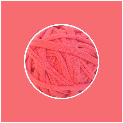 OUTLET  Fio de Malha Premium 23mm - Living Coral - aprox. 348gr
