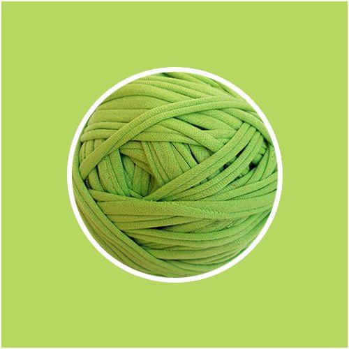 OUTLET  Fio de Malha Premium Extrafino - Verde Pistache - aprox. 308gr