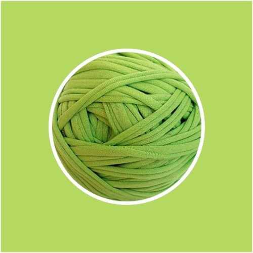 OUTLET  Fio de Malha Premium Extrafino - Verde Pistache - aprox. 264gr