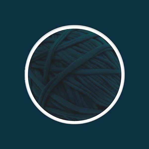 Fio de Malha Premium 23 mm - Azul Oceano - 150metros - aprox. 500gr